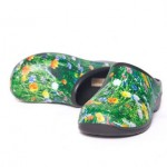 Meadow Garden Clogs